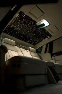Rolls Royce Headliner Roll Royce S Starlight Headliner Lights Up The Roof With