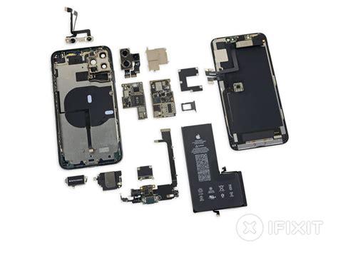 ifixit iphone  pro max im teardown hardwareluxx
