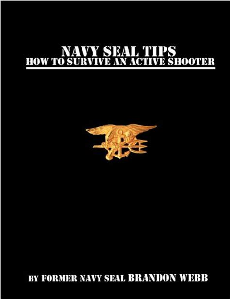 active shooter survival guide 21 lifesaving lessons on how to survive a deadly active shooter situation books u s navy seals coming mission and books about them to