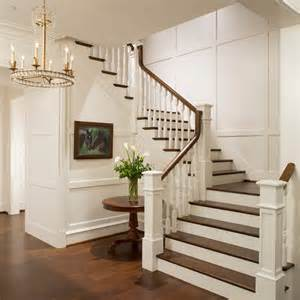 Newel post designs staircase traditional with newel post paneled walls