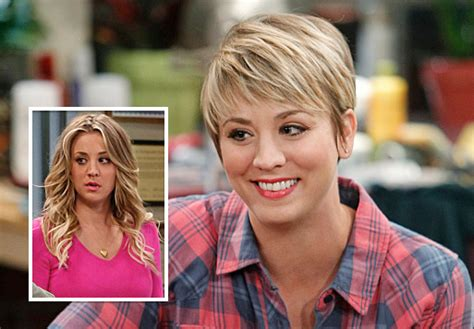 penny new hair cut on the big bang theory photos best worst tv character makeovers ncis once