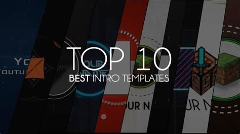 free animated video intro templates sletemplatess