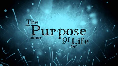 purpose of the purpose of dreams to reality
