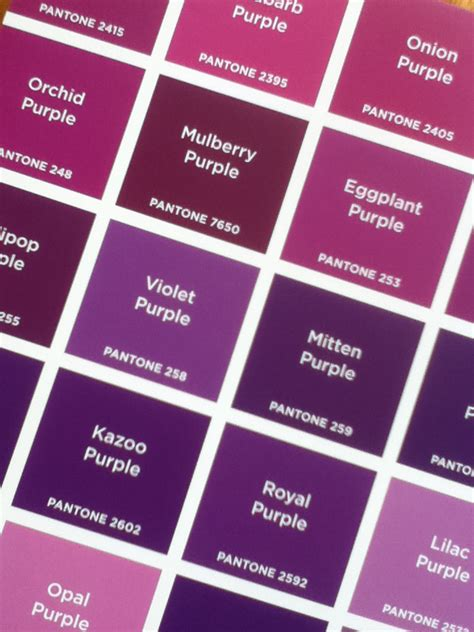 names of purple different shades of purple and their names roselawnlutheran