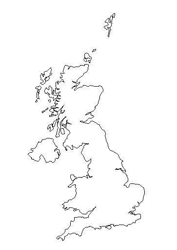 template of uk map united kingdom business human rights resource centre