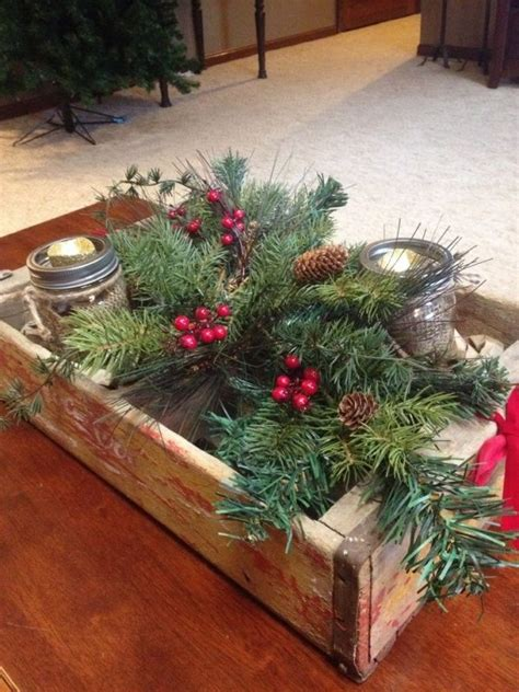 how to decorate a coffee table for christmas fresh greens 53 coffee table decor ideas that don t require a