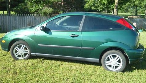 Find Used Gas Saver 2001 Ford Focus Zx3 2 Door