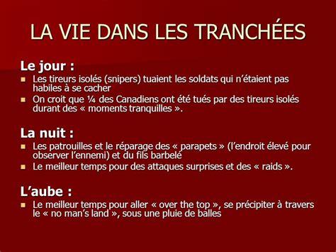 La Vie Top 1 la guerre des tranch 201 es ppt t 233 l 233 charger