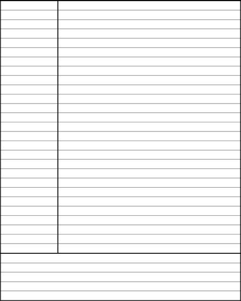 avid cornell notes template pdf cornell notes template avid edit fill sign handypdf