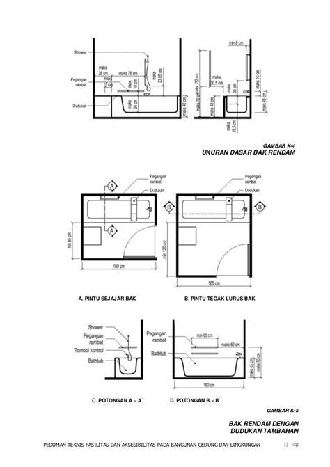 image result standar toilet difabel toilet plan