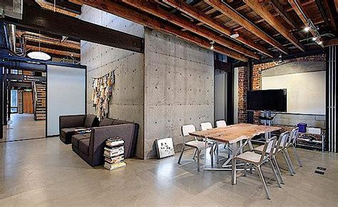 desain interior industrial desain interior industrial untuk kantor 07 plafon pvc