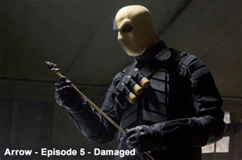 papp bett arrow season 1 episode 5 damaged