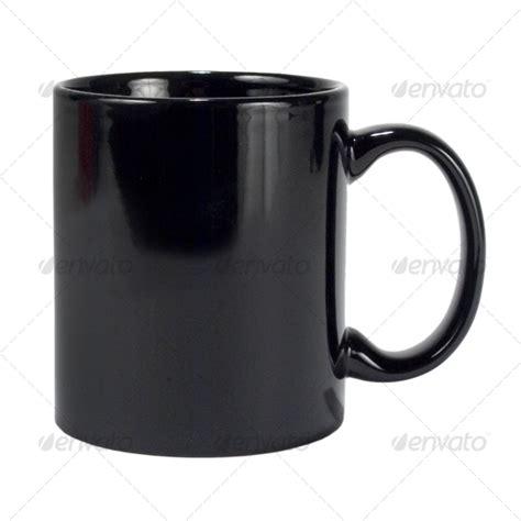 Sale Tulip Showy Grafity 3 4 Cup Black Sbr 002115 Bk black coffee mug by jknedler graphicriver
