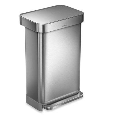 bed bath and beyond trash cans kitchen trash cans bed bath and beyond the best cans trash