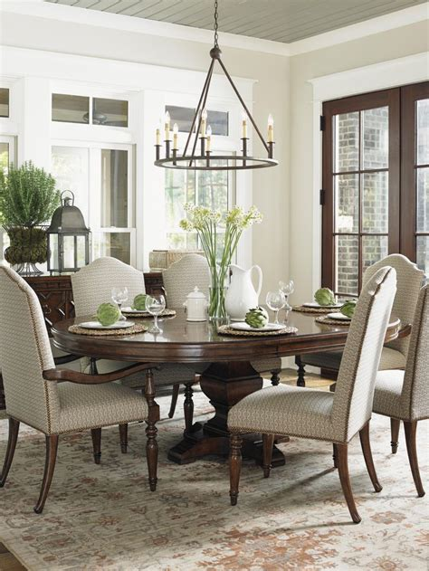 formal round dining room sets 17 best ideas about oval table on pinterest oval kitchen