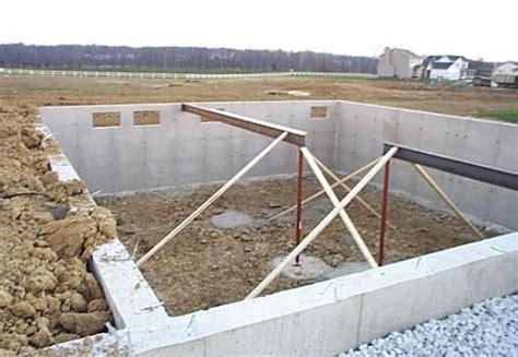 new home foundation cum se planifica fundatia pentru o casa