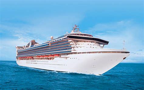 Star Princess Cruise Ship, 2017 and 2018 Star Princess
