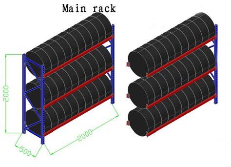 tire display stand rack make tire rack warehouse tire