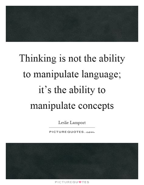 manipulation how to secretly manipulate discover how to manipulate persuade and influence anyone taking advantage of human psychology books thinking is not the ability to manipulate language it s
