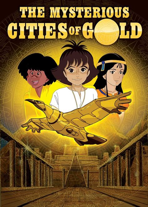 the mysterious cities of gold tv series 1982 1983 imdb