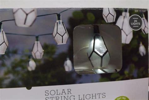 Rv Solar For Sale Classifieds Threshold Solar String Lights