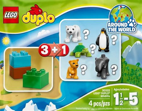 Lego 30324 Duplo Polybag My Town 2016 tagged polybag brickset lego set guide and