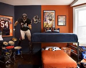 Boys Sports Bedroom Ideas » Home Design 2017