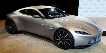 Aston Martin Db10 Spectre Car Bond Spectre 2015