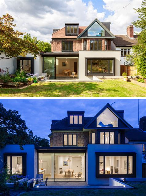 british houses 14 exles of british houses with contemporary extensions
