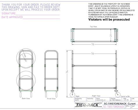 order retail tire cart