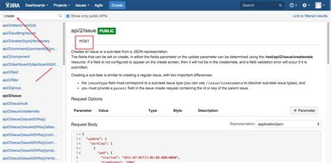 rest api documentation template jira rest api how it s done valiantys atlassian