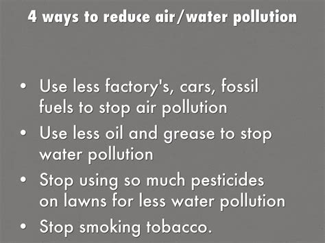 Ways To Avoid Air Quality 4 Health Risks From Air And Water Pollution By Keaneo