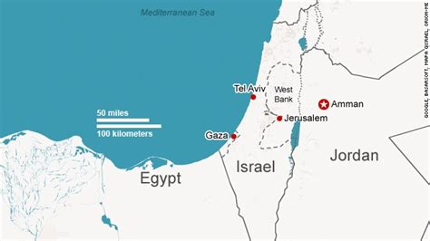 middle east map gaza after israel gaza who won who lost cnn