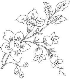 fantastis  sketsa bunga sakura hitam putih gambar