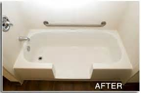commercial services mn inc bathtub cut out commercial