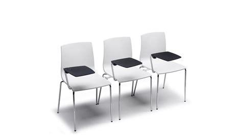sedia con scrittoio sedia chair con tavoletta scrittoio scab arredare
