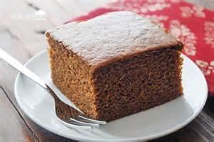 lebkuchen kuchen gingerbread cake recipe dishmaps