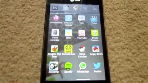 how to screenshot on android lg screenshot lg optimus l5