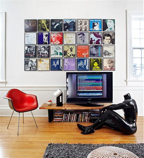 How To View Records Collections What And How To Display To Make A Statement With Wall
