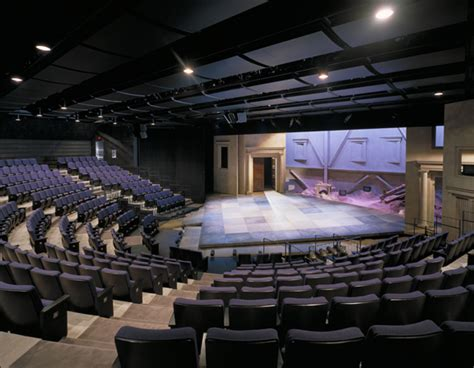 La Jolla Theater With Recliners by Mandell Weiss Forum