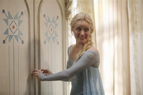 Elsa New 4 Grey once upon a time unveils four new images from season 4