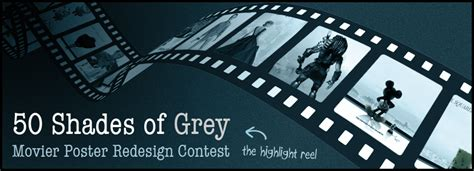 dc design contest 11 alternative 50 shades of grey movie poster designs