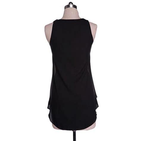 blouse wanita froral lace chiffon size l white jakartanotebook