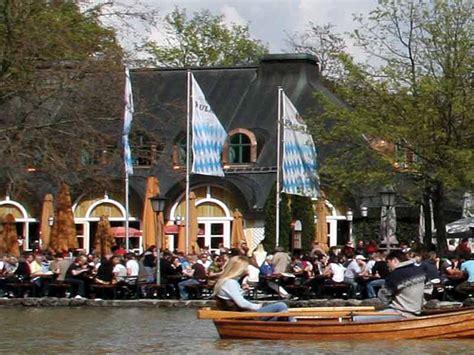 Paulaner Biergarten München Englischer Garten by Seehaus Im Englischen Garten Biergartenf 252 Hrer M 252 Nchen