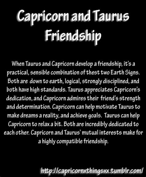 capricorn and taurus friendship tiff n kara my taurus