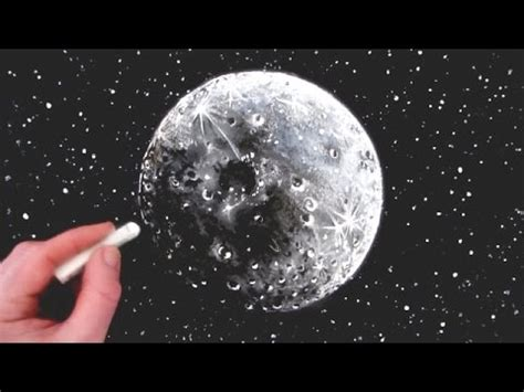 Drawing The Moon by How To Draw The Moon Narrated Step By Step By Circle Line