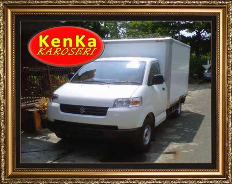 suzuki box truck mobil suzuki box pendingin karoseri mobil truck kenka