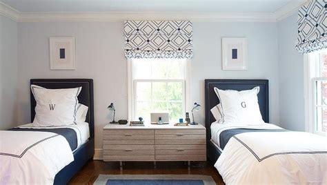 boys bedroom dresser shared cabin boys bedroom with black spindle beds