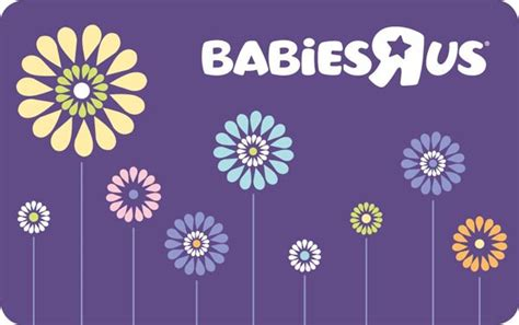 buy a babies r us gift card online available at giant eagle - Babies R Us Gift Card Balance
