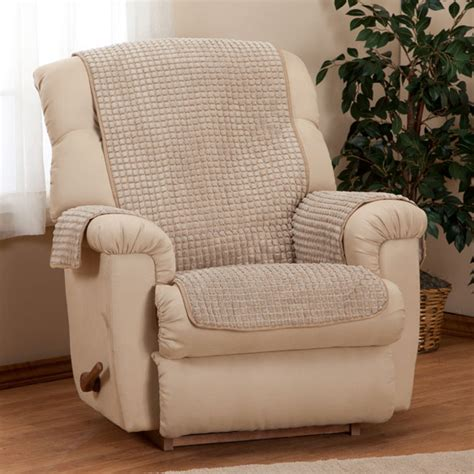 recliner protectors chenille recliner furniture protector chair cover